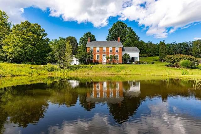 410 Lower Parker Hill Road, Rockingham, VT 05101 (MLS #4875319) :: Signature Properties of Vermont