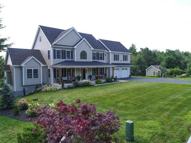26 Harvest Drive, Derry, NH 03038 (MLS #4875326) :: Signature Properties of Vermont
