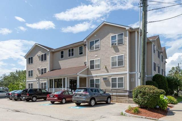 15 Lovell Street #20, Nashua, NH 03060 (MLS #4875395) :: Parrott Realty Group