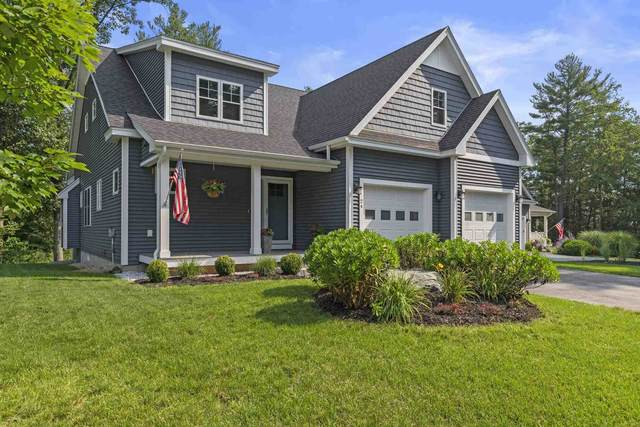 24 Red Barn Drive, Dover, NH 03820 (MLS #4875454) :: Signature Properties of Vermont