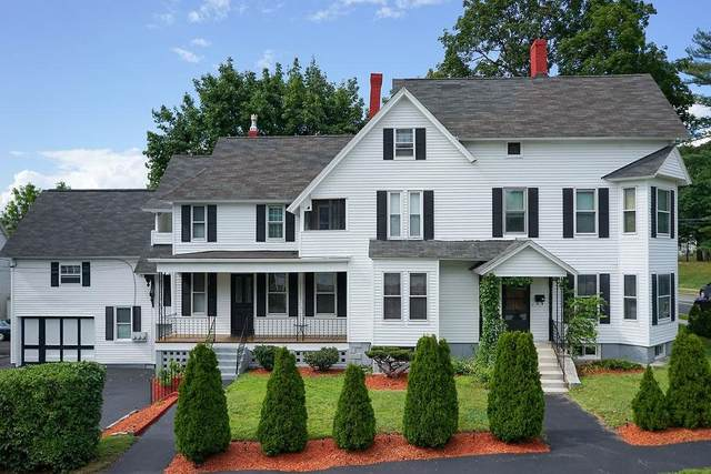 170 Harrison Street, Manchester, NH 03104 (MLS #4875464) :: Signature Properties of Vermont