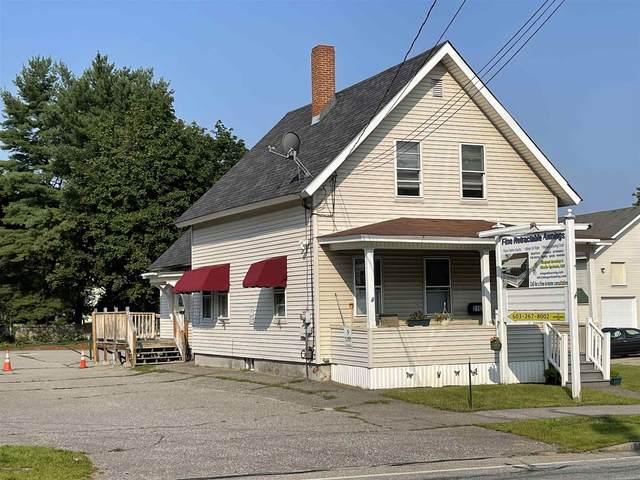 218 S Main Street, Laconia, NH 03246 (MLS #4875536) :: The Hammond Team