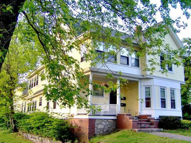 352 Lowell Street, Manchester, NH 03104 (MLS #4875552) :: Signature Properties of Vermont