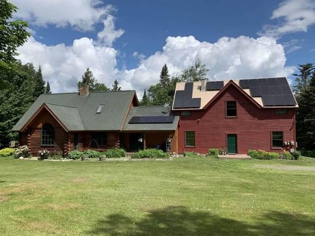 465 Pollard Hill, Canaan, VT 05903 (MLS #4875563) :: The Gardner Group