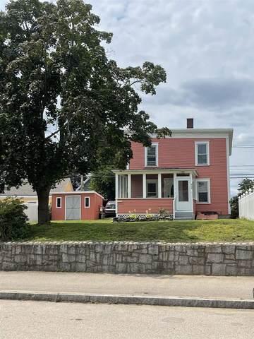 468 Hevey Street, Manchester, NH 03102 (MLS #4875582) :: Signature Properties of Vermont