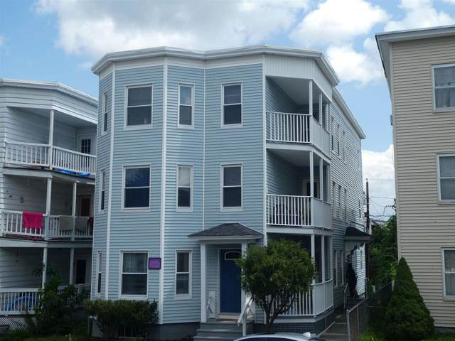 489 Dubuque Street, Manchester, NH 03102 (MLS #4875584) :: Signature Properties of Vermont