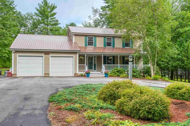 12 Oakwood Drive, Ossipee, NH 03814 (MLS #4875608) :: Signature Properties of Vermont