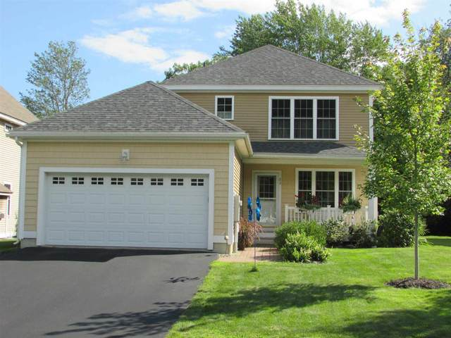 22 Melody Terrace, Dover, NH 03820 (MLS #4875633) :: Signature Properties of Vermont