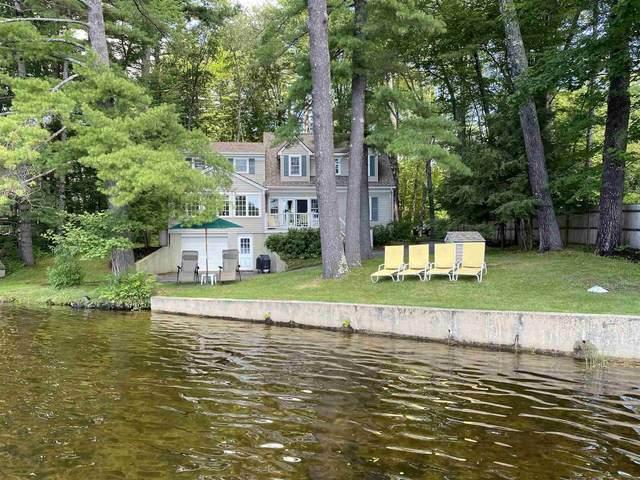 11 Mirror Lake Drive, Tuftonboro, NH 03853 (MLS #4875643) :: Signature Properties of Vermont