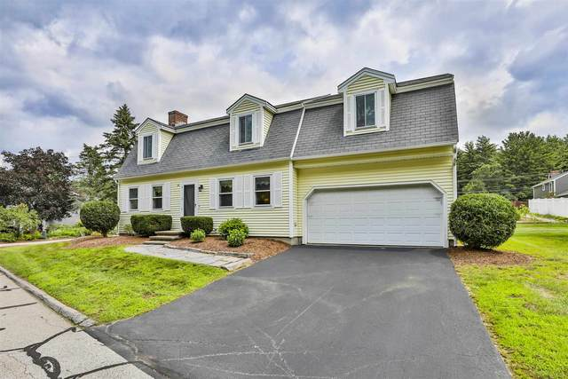 26 Old Orchard Way #26, Manchester, NH 03103 (MLS #4875658) :: Signature Properties of Vermont