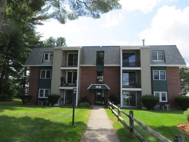 4 Roedean Drive #207, Nashua, NH 03060 (MLS #4875686) :: Parrott Realty Group