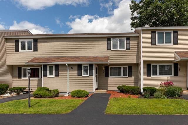 6 Cedarbrook Village D, Rochester, NH 03867 (MLS #4875721) :: Signature Properties of Vermont