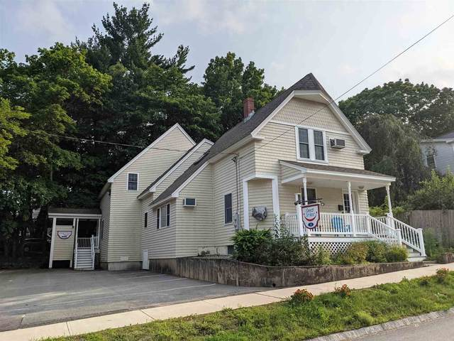 38 Nelson Street, Dover, NH 03820 (MLS #4875722) :: Signature Properties of Vermont