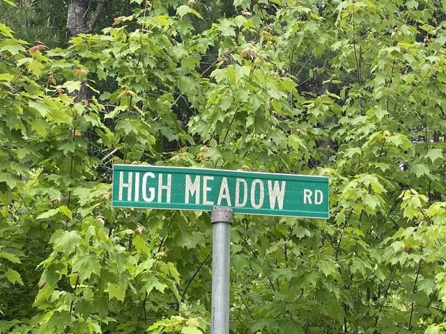 00 High Meadow Road, Moultonborough, NH 03254 (MLS #4875773) :: Signature Properties of Vermont