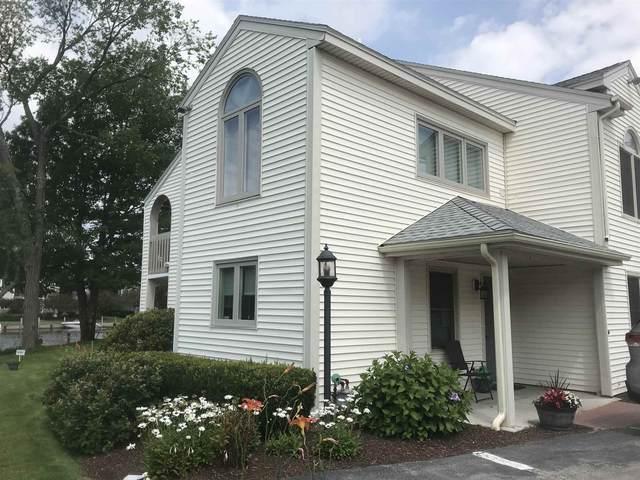 64 Railroad Avenue Unit #1, Wolfeboro, NH 03894 (MLS #4875796) :: Signature Properties of Vermont