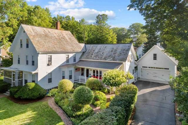 34 Cross Street, Concord, NH 03303 (MLS #4875820) :: Signature Properties of Vermont