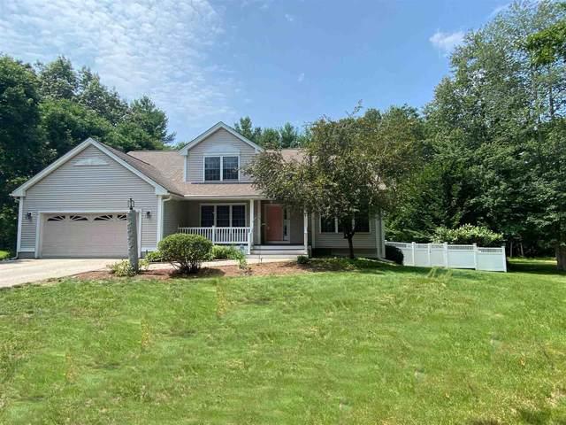 18 Quaker Lane, Dover, NH 03820 (MLS #4875826) :: Signature Properties of Vermont