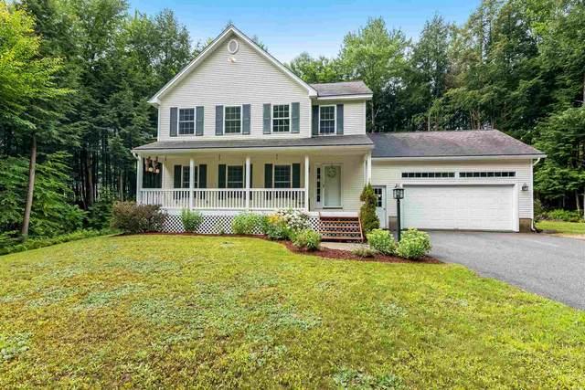 33 Audry Lane, Westford, VT 05494 (MLS #4875840) :: Signature Properties of Vermont