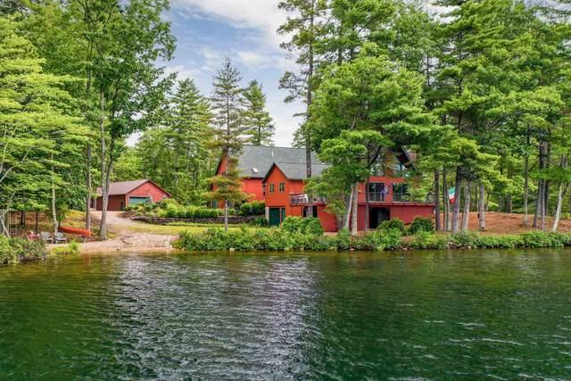 145 Virginia Lane, Wakefield, NH 03830 (MLS #4875860) :: Signature Properties of Vermont