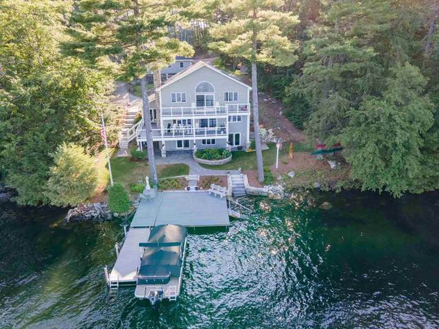 6 Owls Head Point Road, New Durham, NH 03855 (MLS #4875864) :: Signature Properties of Vermont