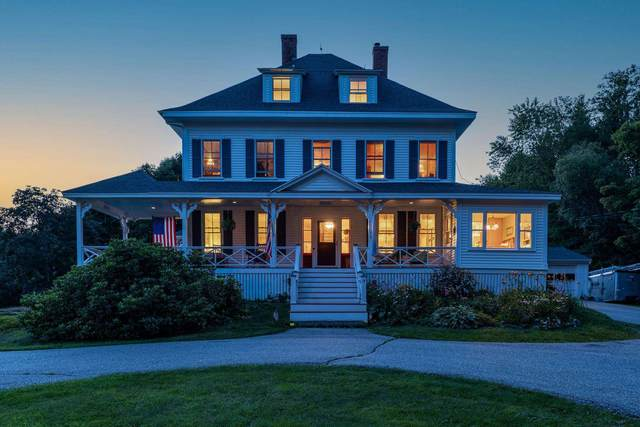 17 Forest Road, Wolfeboro, NH 03894 (MLS #4875867) :: Signature Properties of Vermont