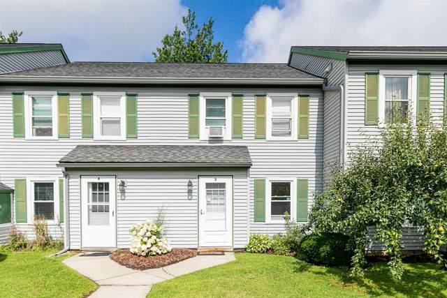 35 Brickyard Road #3, Essex, VT 05452 (MLS #4875869) :: Signature Properties of Vermont
