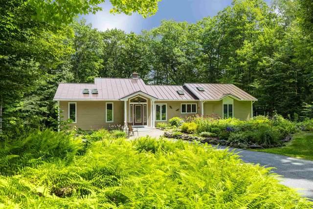 21 Turtleback Road, Sunapee, NH 03782 (MLS #4875873) :: Signature Properties of Vermont