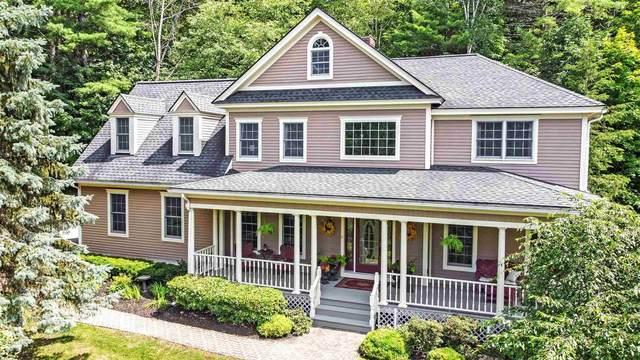 20 Wild Ginger Lane, Williston, VT 05495 (MLS #4875874) :: Signature Properties of Vermont