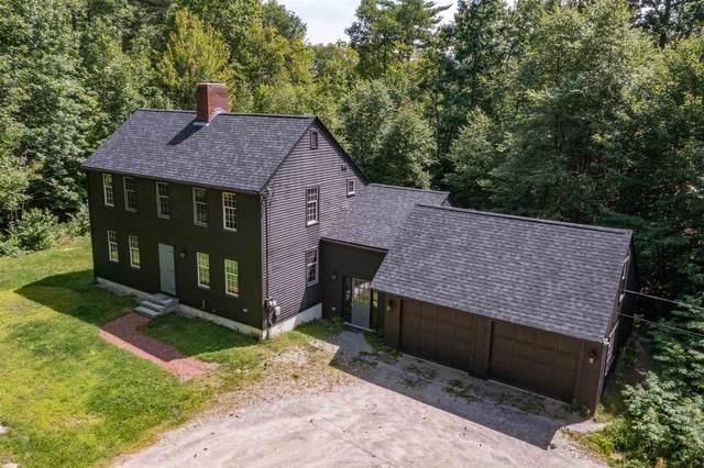 51 Winding Brook Road, Newbury, NH 03255 (MLS #4875944) :: Signature Properties of Vermont