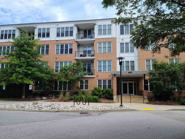 410 Farrell Street #117, South Burlington, VT 05403 (MLS #4876050) :: The Gardner Group