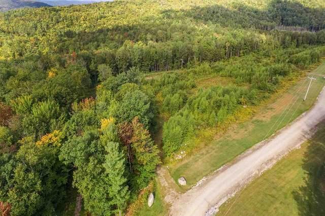 2710 East Pittsford Road Lot #9, Rutland Town, VT 05701 (MLS #4876057) :: Signature Properties of Vermont