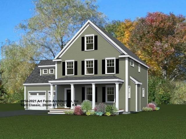 29 New Hampshire 107 #3, Brentwood, NH 03833 (MLS #4876217) :: Signature Properties of Vermont