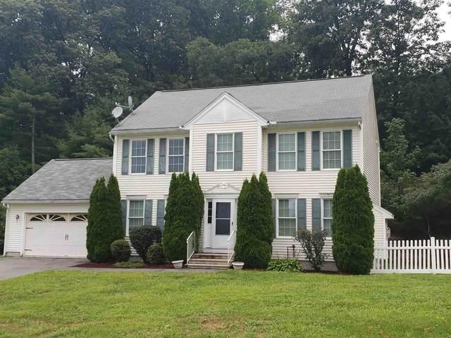 43 Majestic Avenue, Nashua, NH 03063 (MLS #4876265) :: Signature Properties of Vermont