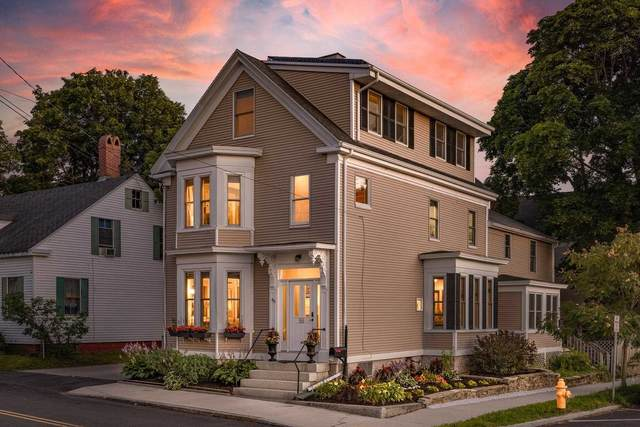 48 Pearl Street, Portsmouth, NH 03801 (MLS #4876271) :: Signature Properties of Vermont