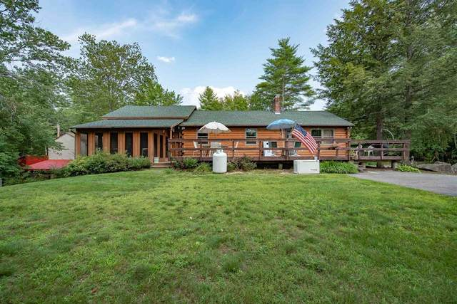 79 Castle Lane, Bristol, NH 03222 (MLS #4876541) :: Signature Properties of Vermont