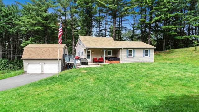 827 Lake Road, Newport City, VT 05855 (MLS #4877006) :: Signature Properties of Vermont