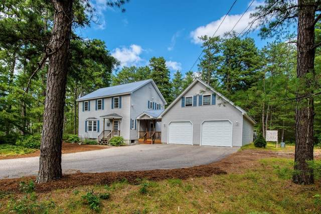 149 Stag Drive, Madison, NH 03875 (MLS #4877345) :: Signature Properties of Vermont