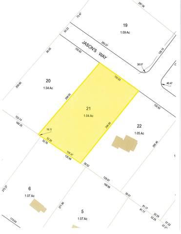 Lot 21 Jasons Way, Wolfeboro, NH 03894 (MLS #4877722) :: Signature Properties of Vermont