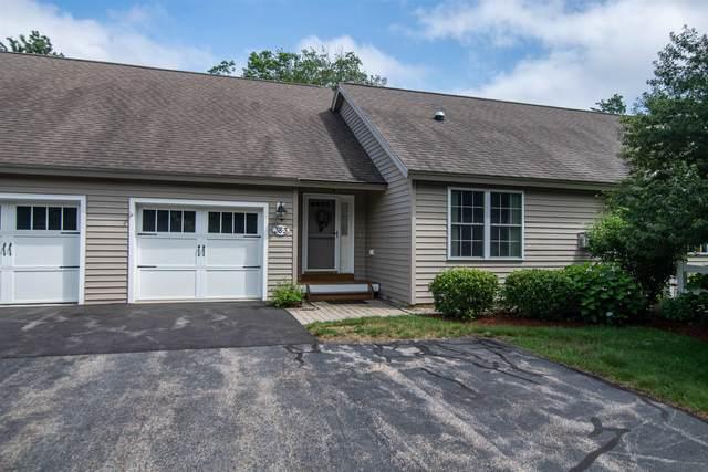 38-3 Oddfellow Road, Hampstead, NH 03841 (MLS #4877927) :: Signature Properties of Vermont