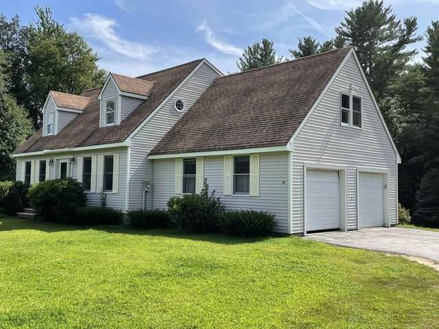 86 South Road, North Hampton, NH 03862 (MLS #4878075) :: Keller Williams Coastal Realty