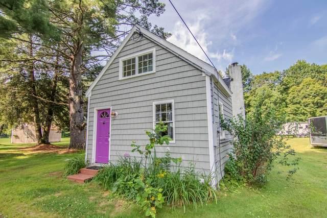 14 Dwarf Condo Drive, Woodstock, NH 03293 (MLS #4878172) :: Keller Williams Coastal Realty