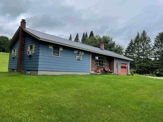 85 Overlook Drive, Lyndon, VT 05851 (MLS #4878191) :: Signature Properties of Vermont