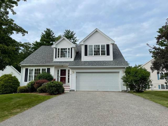 18 Meadowood Drive, Exeter, NH 03833 (MLS #4878323) :: Signature Properties of Vermont