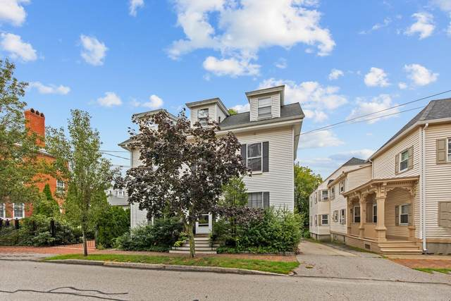 19 Richards Avenue #2, Portsmouth, NH 03801 (MLS #4878994) :: Signature Properties of Vermont