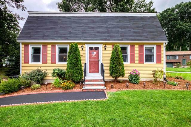 15 Carlene Drive, Nashua, NH 03062 (MLS #4879619) :: Signature Properties of Vermont