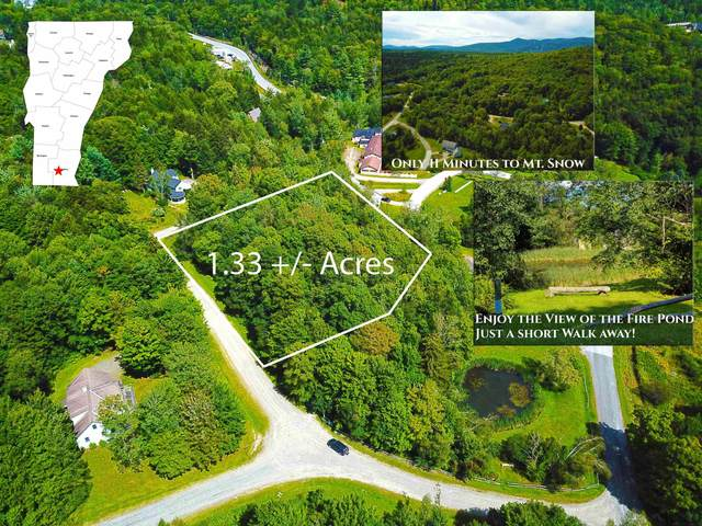 10 White Tail Lane, Dover, VT 05356 (MLS #4879652) :: Keller Williams Coastal Realty