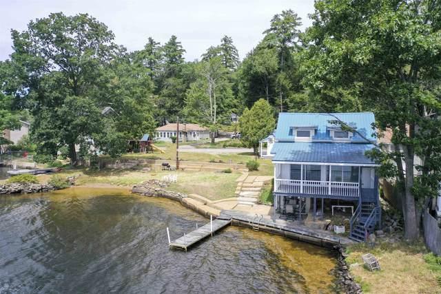 99-3 Lakeshore Drive, Northwood, NH 03261 (MLS #4880024) :: Keller Williams Coastal Realty
