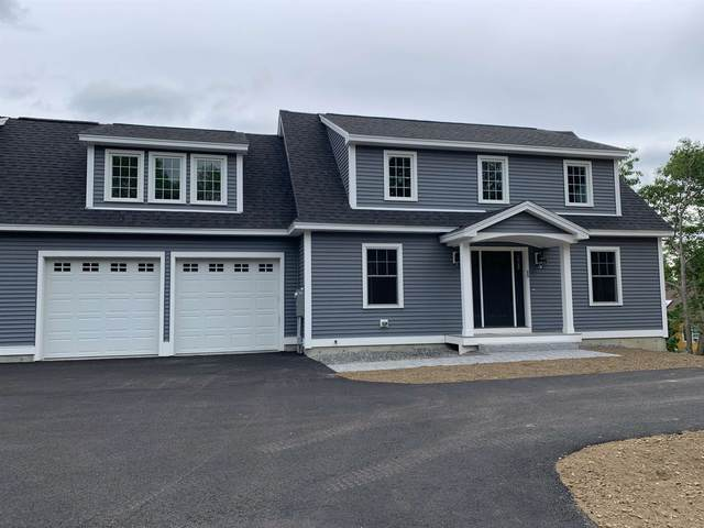89 Bunker Hill Avenue Map 10 Lot 8-2, Stratham, NH 03885 (MLS #4880283) :: Signature Properties of Vermont
