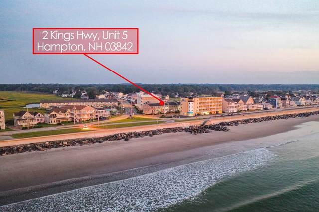 2 Kings Highway #5, Hampton, NH 03842 (MLS #4880304) :: Keller Williams Coastal Realty