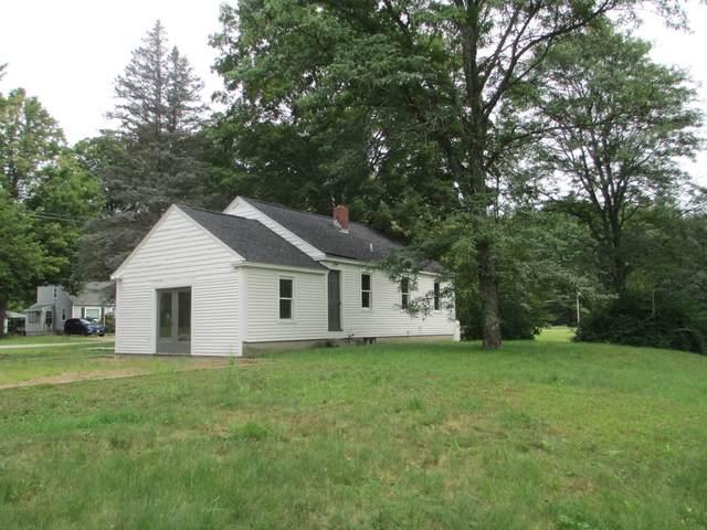40 W Intervale Road, Wilton, NH 03086 (MLS #4880571) :: Keller Williams Coastal Realty